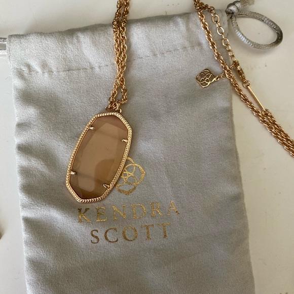 Kendra Scott Jewelry - Kendra Scott Rose gold Reid Necklace